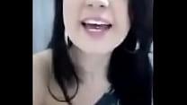 Novinha agitando o grupo do whatsapp's Thumb