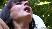 Lesbian mom girl outdoor orgy pornhub video