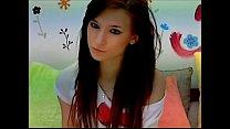 hot brunette fucks her ass on webcam more at HOTTESTWEBCAMS.TK Thumbnail
