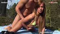 My Dirty Hobby - Nachbarsfoetzchen gorgeous brunette preview image