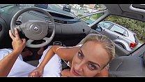 [HoliVR] Car Sex Adventure 100% Driving FUCK experience   360 VR Porn
