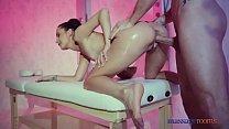 Massage Rooms Sensual erotic horny massage with... thumb