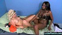 Hard Punish Sex Using Toys Between Gorgeous Lesbians Girls (alex&diamond) vid-07