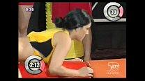 Karina de combate hilo jehe [방송사고 broadcast accident]