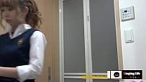 【民泊着替え】デ●ズニー帰りの激カワギャルとお姉さん-101、102人目- pornhub video