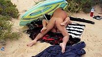 Lisa cuckold public beach