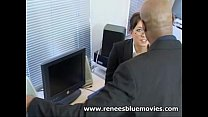 Renee Richards Office Interracial Sex