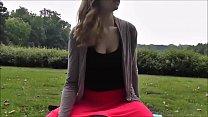 Hot girl in park tumblr xxx video