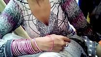 Desi babhi boobs show in front of camera pornhub video