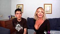 A True Milf Club: Bibian's Big Boobs Vs Jordi's Head