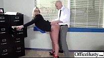 (julie cash) Slut Girl With Big Juggs Bang In O...