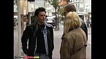 chubby busty german teen picked up from street Vorschaubild