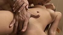 Fingered girl