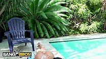 BANGBROS - Gardener Bruno Dickemz Fucks Latina Pornstar Valerie Kay