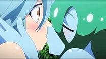 Anime Hentai - A Kiss - Monster Musume best hentai anime kiss sex and porn cute hentai girls