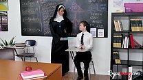 Catholic Nun Turns Students Into Sex Slaves