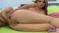 Lovely Teeny Stepsister likes to be made horny ...