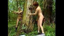xxxในป่าก็ชวนกันมาเสียวเห็นแล้วเงี่ยนตามเล่นไล่จับปี้กันรัวๆโคตรเสียวเลยพี่
