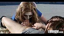 Tattooed emo whore 436 porn image