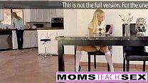 Moms Teach Sex - Mamã grande do peito captura a...