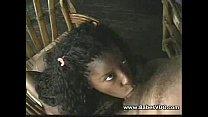 Vannesa Blue gets white cock Vorschaubild