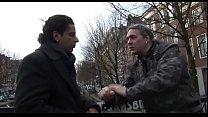 Old Man Takes A  Walk In The Amsterdam Redligh sterdam Redlight District