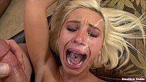 Kaylee Hayes Struggles During Her First Porn Scene porn image
