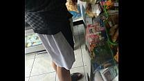 El bulto de chico ecuatoriano
