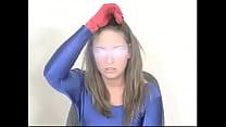superheroine hypnotized