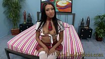 hot school girl teen Vicki Chase in mini skirt wants big cock Thumbnail