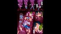 Sailor Senshi Ishu Kan Tettei Ryoujoku - Sailor Moon Extreme Erotic Manga Slideshow