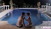 Babes - Aqua Vitae  starring  Jay Smooth and Julia Roca clip thumbnail