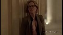 Kathleen Robertson nude - Boss S01E02