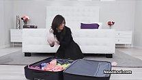 Fantastic rimjob leads to deep bigg cock anal