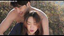 ดูหนังโป๊ดูแล้วจะติดใจนางเอกสาวเกาหลีเปิดนมเล่นหนังให้ดูนมน่าดูดมาก