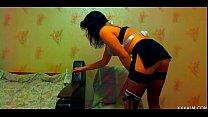Домработница русские секс онлайн
