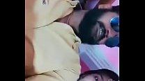 Hot Swathi naidu romantic and sexy first night short film making part-9