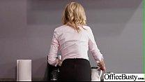 (Jessa Rhodes) Big Tits Horny Office Girl Get Nailed Hardcore vid-11 thumbnail