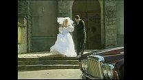 First wedding night for a slutty bride in white