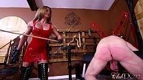 Turning Her Slave's Ass Red/ Draining Her Slave's Filth Vorschaubild