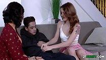 Teach My Girlfriend How To Fuck by BadMilfs featuring Rosalyn Sphinx, Ryder Skye, Juan El Caballo Loco - 9Club.Top