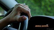 Step-Mom Mercedes Carrera and Jenna Sativa Lesbian Fun
