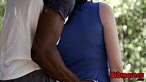 Slutty cheerleader Jessica Rex interracially slammed Vorschaubild