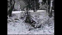 snow fucking hard