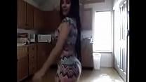 Gostosa Dançando creu