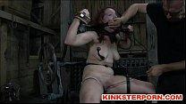 BDSM Slave Mia Electro and Torments thumbnail
