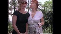 Kinky Classic Lesbians Tro Some Discipline pornhub video