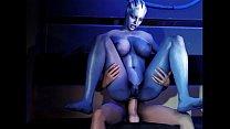 3d Hentai Porn (Mass Effect!) Preview