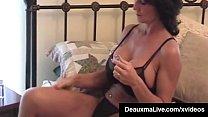 Delicious Texas Milf Deauxma Dildo Bangs Her Pu... thumb