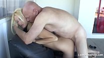 Blonde beauty sucking cock and riding too pornhub video
